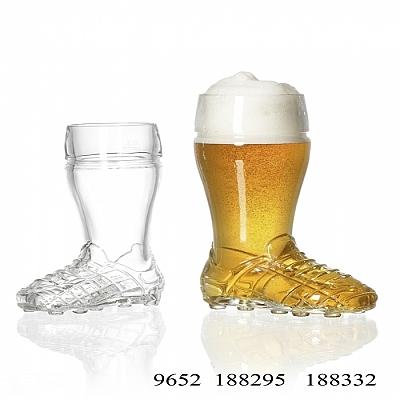 Bierglas Stiefel