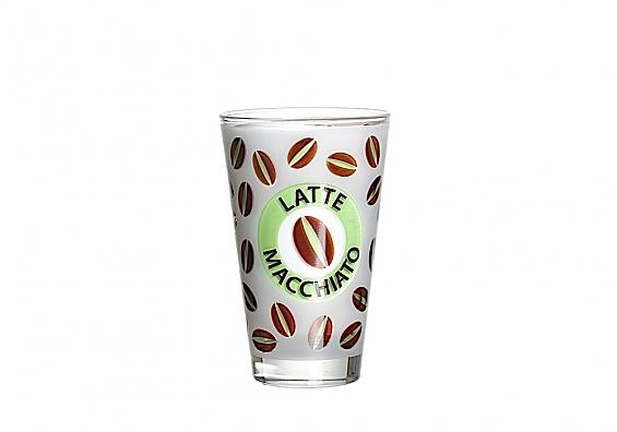 Kaffeegeschirr Cremona 2er-Set Latte Macchiato grün