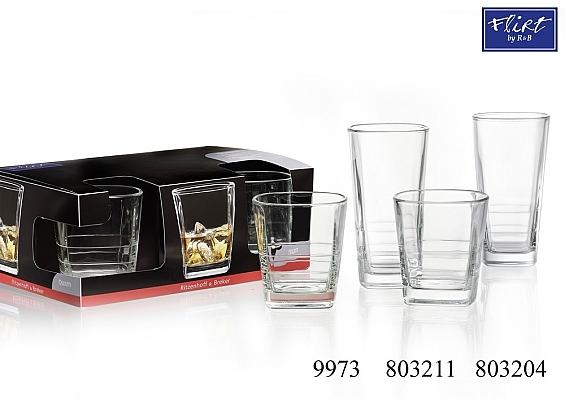 Gläserserie Quam stapelbar