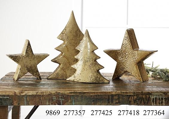 Weihnachtsdekoration Navidad sand