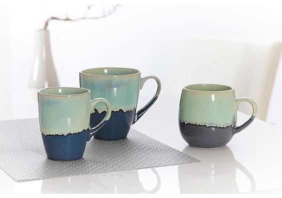 Kaffeebecher Matos grün