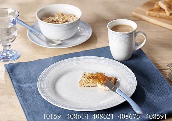 Frühsstücksgeschirr Nordic Smilla