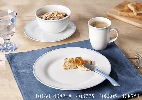 Frühsstücksgeschirr Nordic Maren
