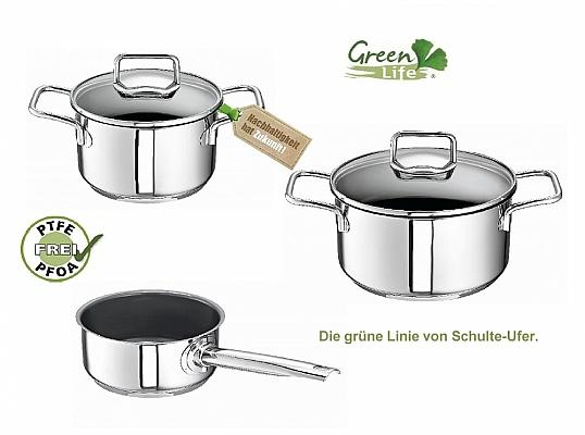 Green Life ® Eco Power Set 3tlg.