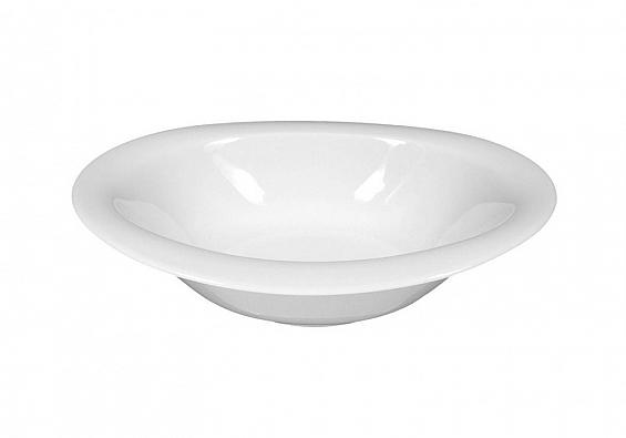 Salatschale oval hoch 21cm Top Life