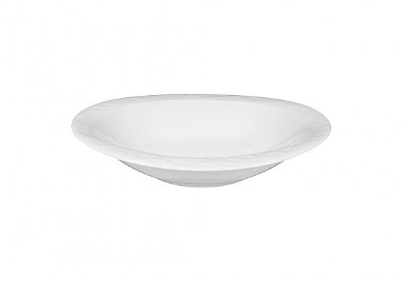 Suppenteller Allegro weiß