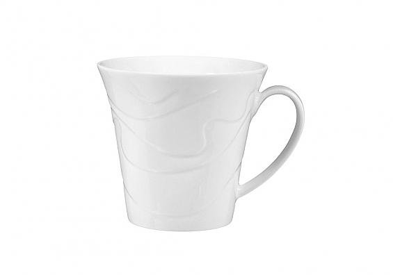Kaffeetasse Allegro weiß