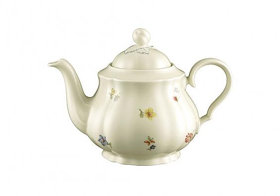 Teekanne Marieluise Blütenmeer