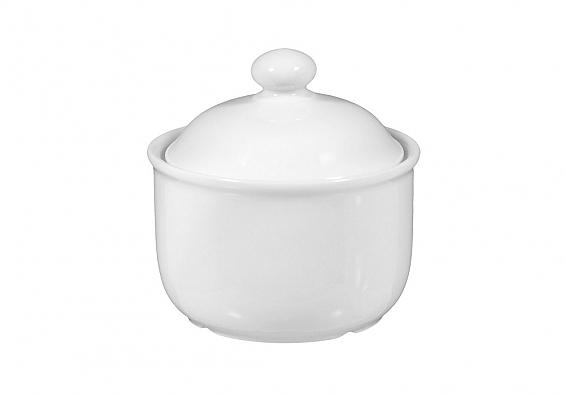 Zuckerdose Compact weiß