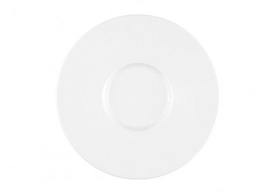 Kombi-Untertasse 17,5 cm No Limits weiß