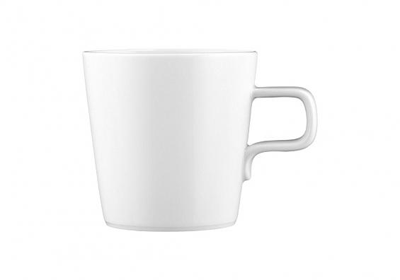 Kaffeebecher 300ml No Limits weiß
