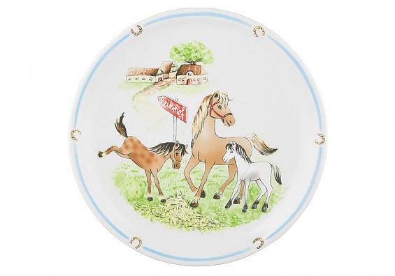 Speiseteller Mein Pony