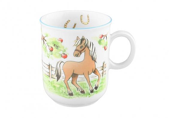 Henkelbecher Mein Pony