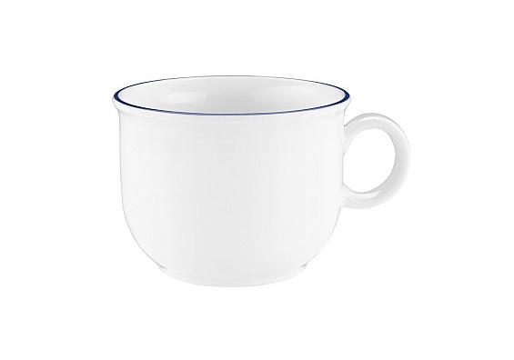 Kaffeetasse Compact Blaurand