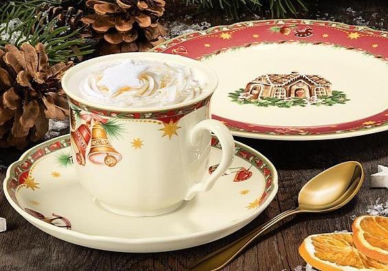Geschirr-Serie Marieluise Weihnachtsnostalgie